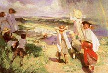 Laura Knight Pintora inglesa (1877-1970)