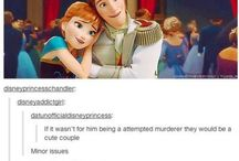 Disney / ❤️❤️❤️