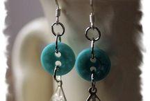 oorbellen/sieraden maken