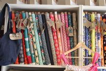 Fabric Store Inspiration