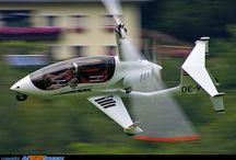 Gyrocopters / Gyrocopters or Autogyros