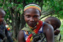 Beadwork from Tanzania