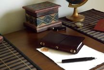 Altguild Fauxdori Midori travelers notebooks / These are the leather covers I make at altguild.com