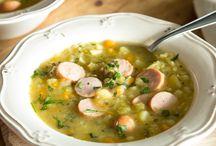 Kartoffel / Suppe