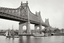 New York - Bridges and Tunnels / The greatest city in the world has some of the most famous transportation landmarks!