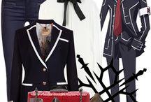 How to dress like anime