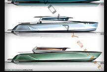 Yachts design