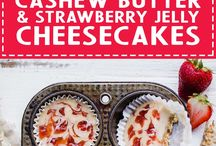 Vegan Dessert Recipes / Vegan dessert recipes - cheesecakes, mousses etc. All dairy-free and egg-free, with gluten-free, refined sugar free and paleo recipes too.