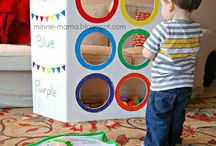 Hry a činnosti s dětmi