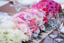 OMBRE WEDDING DECORATION  / Can we say that 2014 and 2015 are going to be the years of ombre wedding decoration?