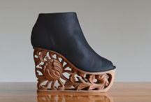 ベトナムの靴