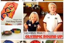 Kids- Olympics / by Simone Orr