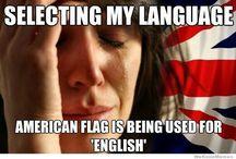 English people stuff