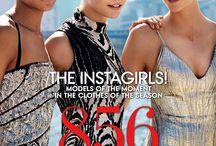 Revistas internacionais, magazine / Capas famosas