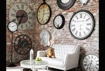 Clocks  / by Kristin Zaremba