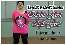 How To Line Dance / Great instructional line dance videos. / by Shawonika Green