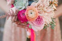 Mexican Wedding Bouquet