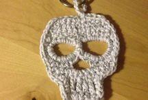 skull crochet