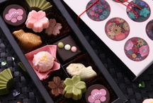 Japanese sweets WOW I wanna do this one day!