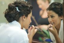 Romantic Updo / Wedding hair updo