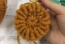 コイル編み