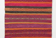 Textiles from around the world / Interesting textiles.