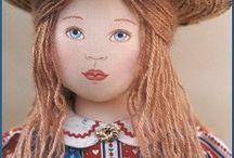 Kezi Dolls / Dolls by Kezi Matthews and Made from Kezi's Patterns