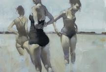 beach side figures