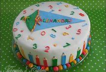 Kuchen Einschulung