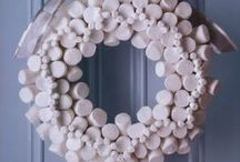 wreaths  / by Laura Vander Wal