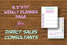 Direct Sales Planners