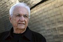 Frank Gehry. La biblioteca COAA se suma a la distinción de tan eminente arquitecto. / PREMIO PRÍNCIPE DE ASTURIAS  2014.