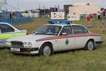 Jaguar Police Cars / by Ant Stevens