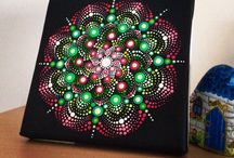 Mandalas for Canvas Art