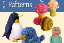 Knit toys and other kids stuff