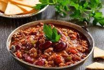 Recettes / Chili corne