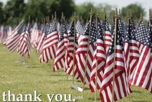 America, The Brave / by Nikki F