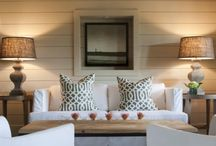 living rooms to love / by Angela Budde