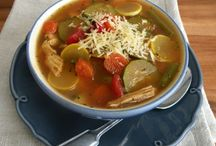 Food Love: Soup / by Stephanie Wills
