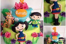 Show da Luna Birthday Party