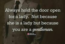 Be The Gentleman