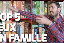 Vidéo jeux de société / Vidéo jeux de société pour grands enfants
