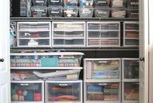 Home storage and organization