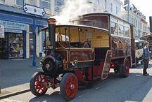Steam Buses