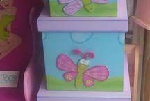 caja pintadas