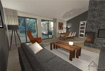 Virtuele verkoopstyling Meerlo / Voor wie zijn huis wil verkopen en potentiële kopers inzicht wil geven in wat er ook mogelijk is met de woning: Su Casa Interieuradvies schept een hele nieuwe virtuele woning voor u!