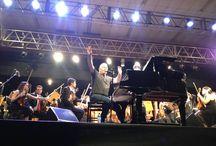 2013: Santo André (SP) com Orquestra Sinfônica de Santo André (SP)