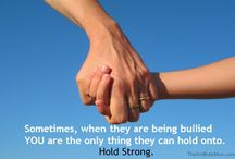 The Anti-Bully Mom / Don't bully my child. We will not tolorate it! Read more about anti-bullying here!  / by Wendy Del Monte