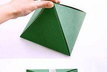 kotak kue kertas