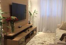 decorações sala